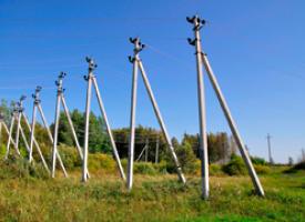 Внутриплощадочные электросети и освещение